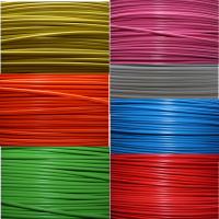 Außenzughüllen für Schaltzüge 4 mm verschiedene Farben
